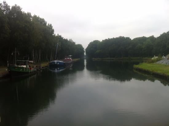 Postel Ter Heyde: boat