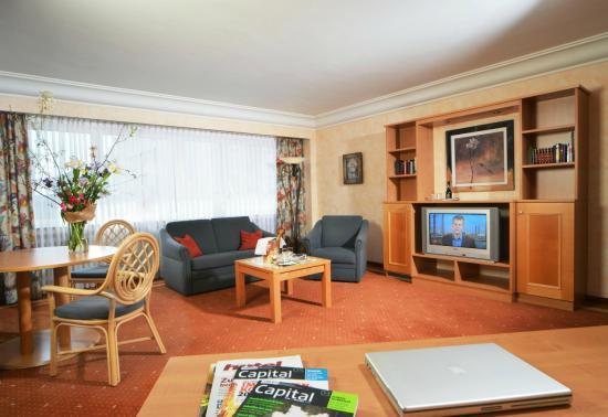 Hotel Ludwig: Suite