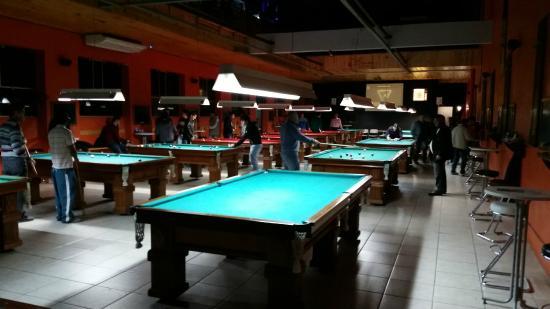 La Boom Snooker