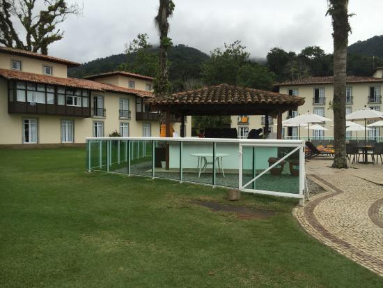Club Med Rio Das Pedras: Bar Piscine calme