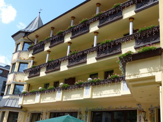 Hotel Alte Post: Aussenansicht Hotel