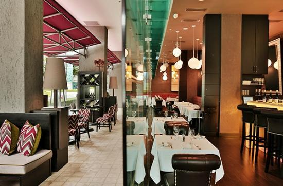 Restaurante L'Ile de France