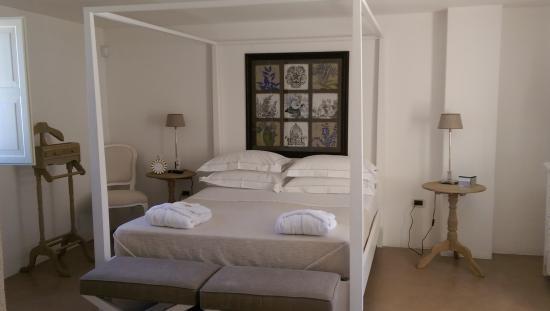 San Cassiano, อิตาลี: camera da letto (quadrupla)