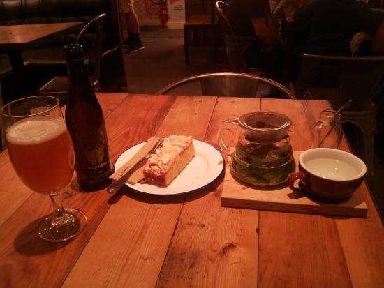 Craft Beer St Ives Cornwall