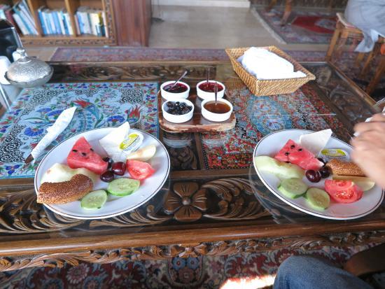 Hotel Bella: 早餐不錯