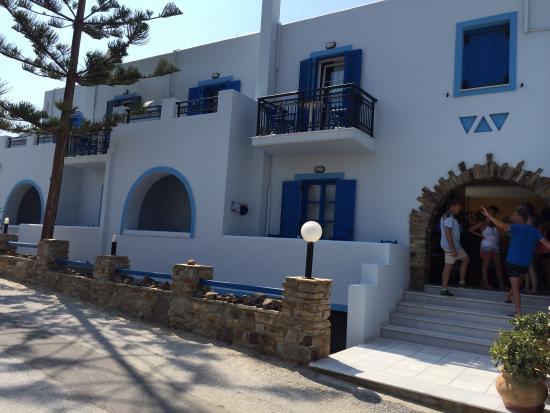 Hotel Villa Adriana - Agios Prokopios, Naxos