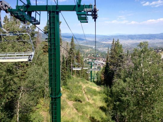 Deer Valley Resort: Ski Lift