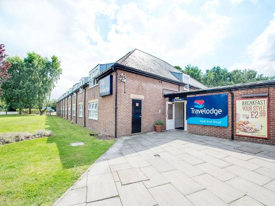 Travelodge Hotel York Hull Road York