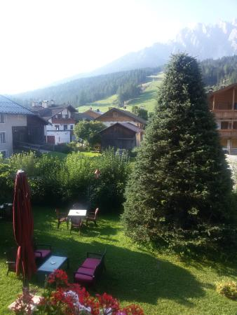 Hotel Garni Senfter: Panorama