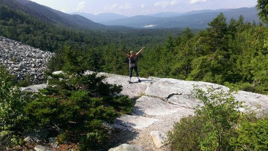 Mendon, VT: Feeling On Top of the World