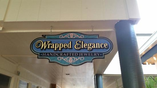 Wrapped Elegance