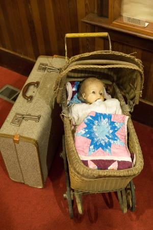 Yale Historic Site: Doll