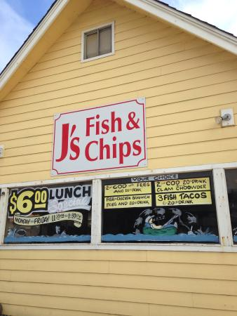 J's Fish & Chips Photo