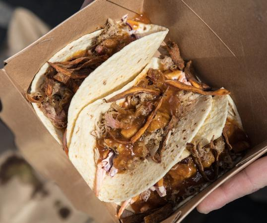 What The FORK: Pork Tacos