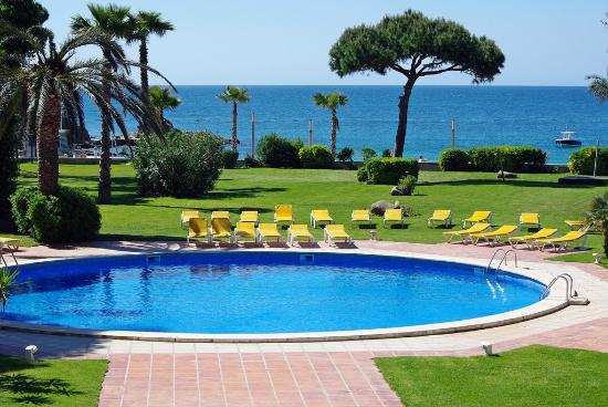 S'Agaro Hotel: piscina exterior