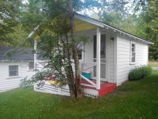 Injunjoe cabins at West Danville, Vermont