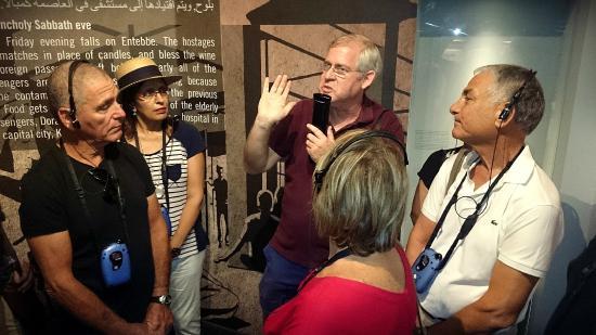 "Operation Yonatan exhibition - テルアビブ、イツハク・ラビン・センターの写真写真: ""Operation Yonatan exhibition"""