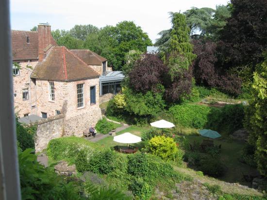 Taunton Castle Garden Room