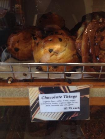 Arizmendi Bakery : I love their Chocolate Things. My children do too.