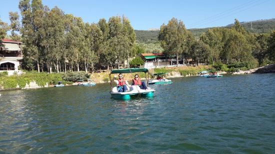 Zgharta, Libanon: Bnachii Lake