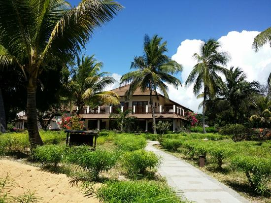 Breezes Beach Club Spa Zanzibar