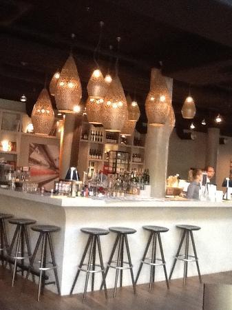 i31 Hotel: Stunning cocktail bar.