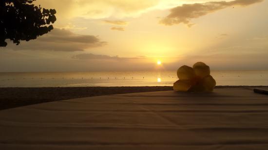 Merrils Beach Resort III: tramonto