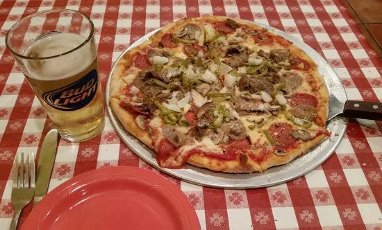 Zio's Pizzeria Restaurant