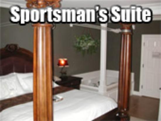 Depot Inn & Suites: Sportsman Suite