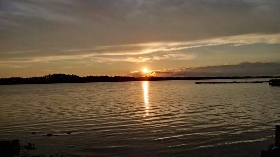 Inn at the Pier: Les couchers de soleil sont fantastiques