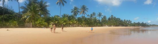 Barra Grande Beach: Marau