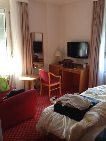 Hotel Elite: stanza