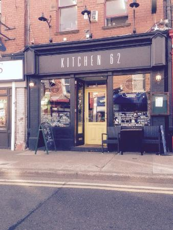 Kitchen 62 dun laoghaire restaurant reviews phone for Perfect kitchen number