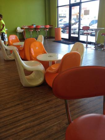 Orange Leaf Waukesha