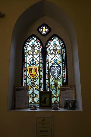 The Rectory Lacock: Detalle de la antigua rectoría