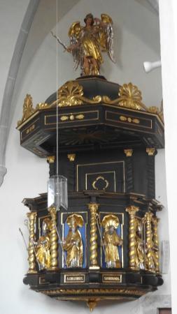 Wallfahrtskirche Maria Himmelfahrt zu St. Leonhard