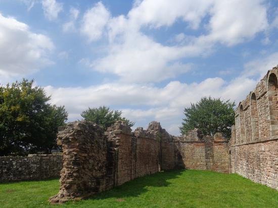 White Ladies Priory