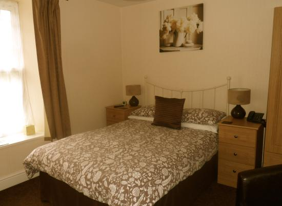 Strathallan Guest House: Double Room