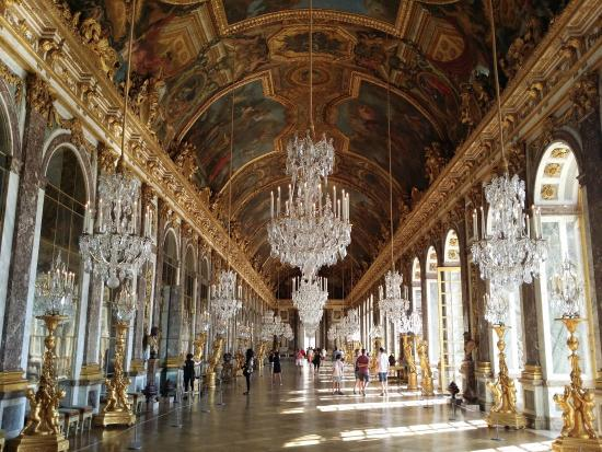 how to go to chateau de versailles from paris