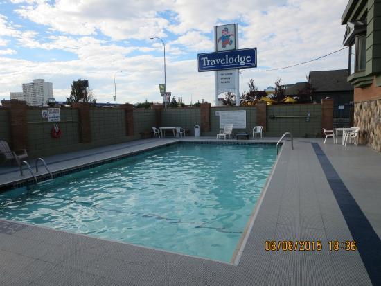 Travelodge Calgary South: Pool