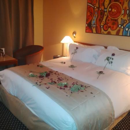 La Chambre (décorée avec des roses) - Picture of Sofitel Algiers ...
