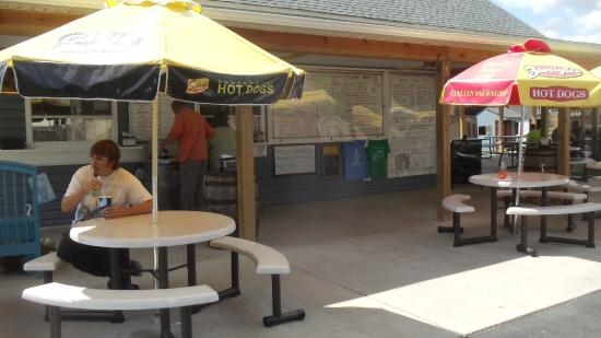 The Hojack Ice Cream Shack & Snack Shack Grill