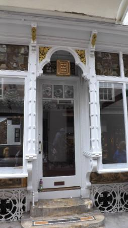 Haunted, 35 Stonegate: Still miss going through the door
