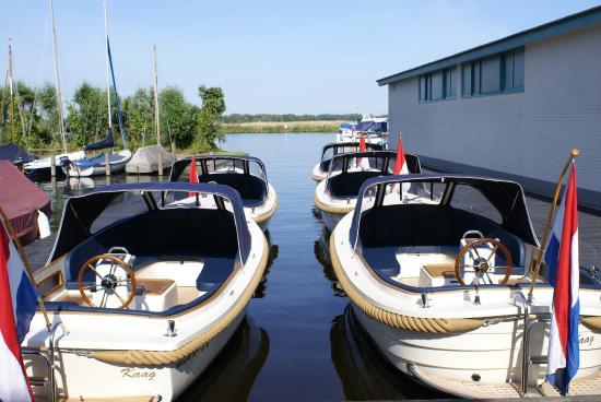 Hoogenboom Kaag Rental boats