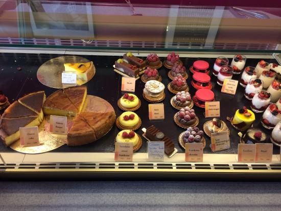 Boulangerie et gateau