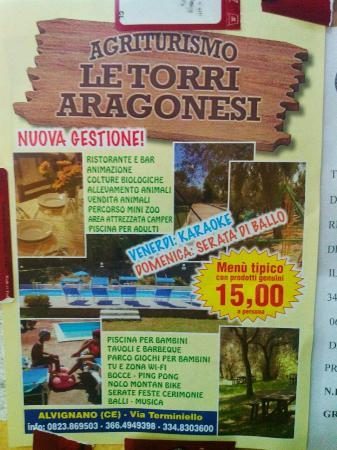 Agriturismo Le Torri Aragonesi