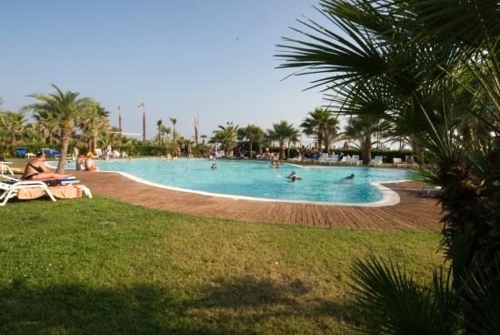 Piscina foto di cilento resort villaggio velia marina for Piscina hydra villabate prezzi