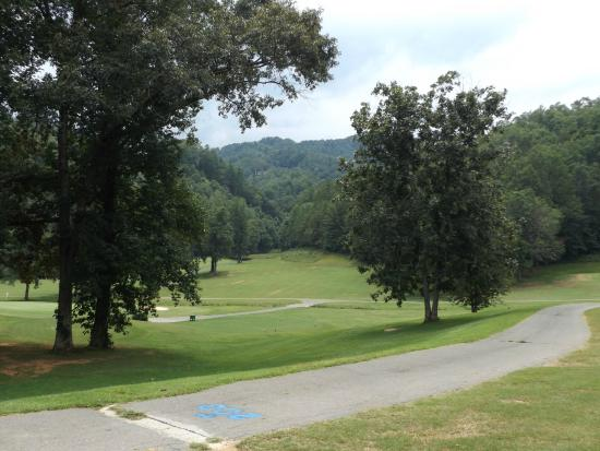 Laurel Valley Golf Course in Townsend-Aug.2015