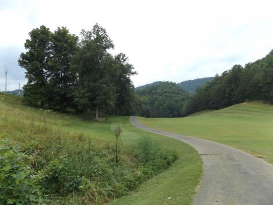 ทาวน์เซนด์, เทนเนสซี: Laurel Valley Golf Course in Townsend-Aug.2015