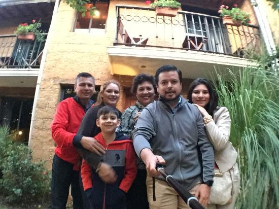 Villas Casa Morada: En el Patio del Hotel